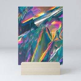 IRIDESCENT Mini Art Print