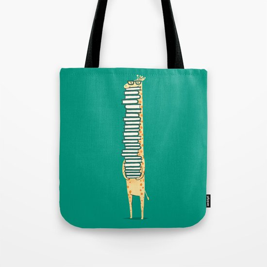 A book lover Tote Bag by I Love Doodle | Society6
