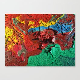Watercolorfluid 5 Canvas Print