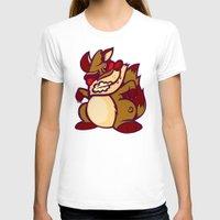 rocket raccoon T-shirts featuring Rabid Raccoon by Artistic Dyslexia