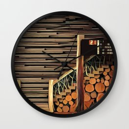Clubhouse Wall Clock