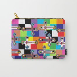 Jesus is The New Pattern 2 Carry-All Pouch