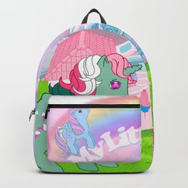 g1 my little pony Backpack