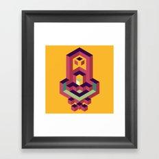 Geo 03 Framed Art Print