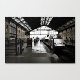 Gare de Marseille-Saint-Charles Canvas Print