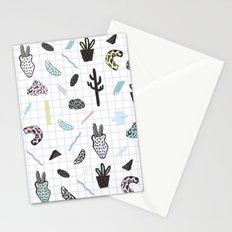 PASTEL GARDENS Stationery Cards