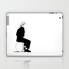patience Laptop & iPad Skin