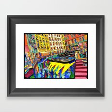Venice Framed Art Print