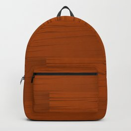 Wood Grain Pattern Backpack