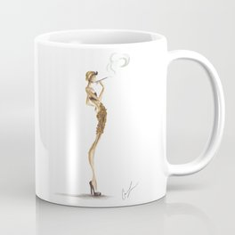Gold|Smoke Coffee Mug