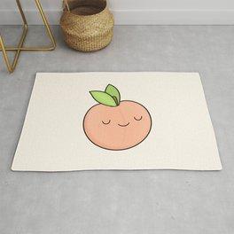Happy Peach Rug