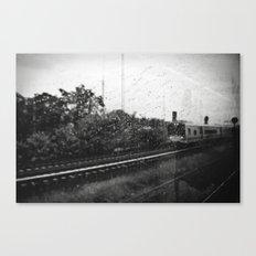 The Lengths Canvas Print