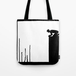 The Up Drip Tote Bag
