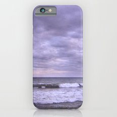 Rain storm at the sea Slim Case iPhone 6s
