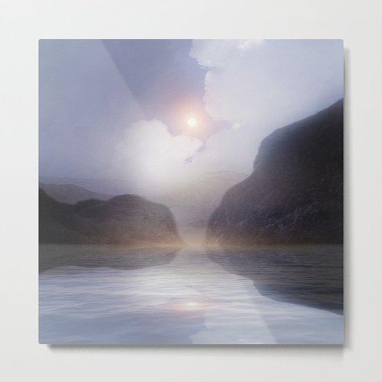 Magic in the Clouds VI Metal Print
