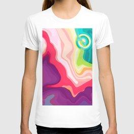 Multi side T-shirt