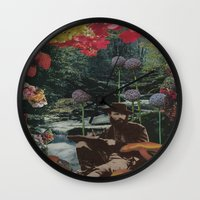 reading Wall Clocks featuring reading by Eleanor Boersma