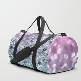 Mermaid Girls Glitter #7 #shiny #decor #art #society6 Duffle Bag