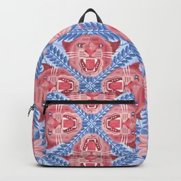 Pink Panther Pattern Backpack