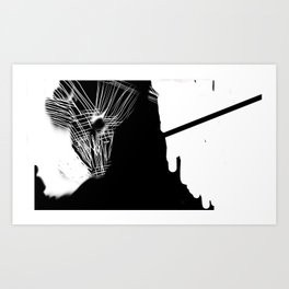 faceonface Art Print