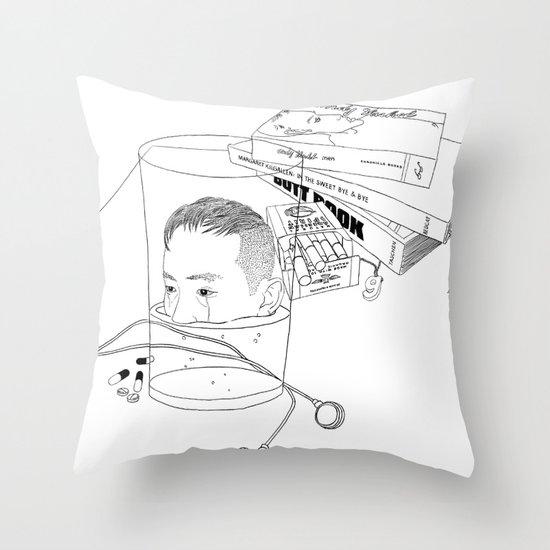 Life After You Throw Pillow
