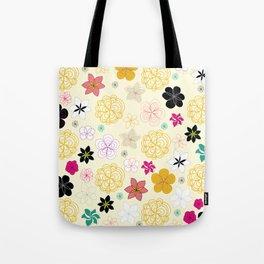 Blooms #1 Tote Bag