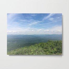 Yonah Mountain Metal Print