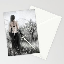 Once Innocent Stationery Cards