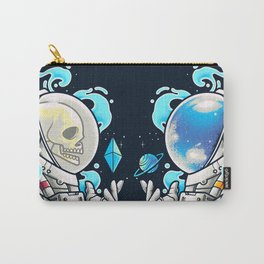 Space We Choose - Side A Carry-All Pouch