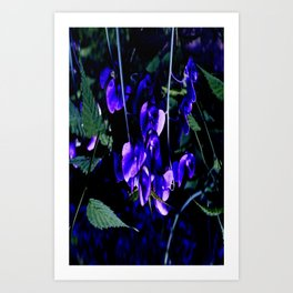 DarkBeauty Art Print