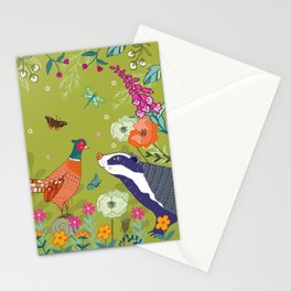 Very Pheasant to Meet You Stationery Cards