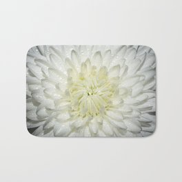 Delicate Flower Bath Mat