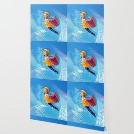 Bird woman Wallpaper