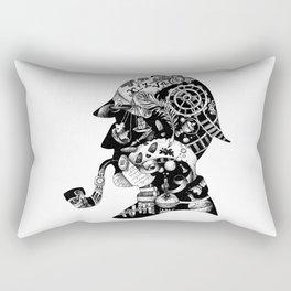 Mr. Holmes Rectangular Pillow