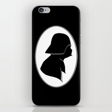 Dark Side Silhouette  iPhone & iPod Skin