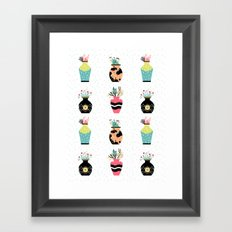 Vase Framed Art Print