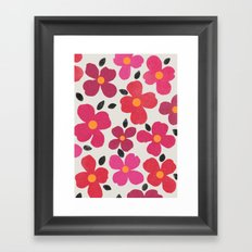 dogwood 4 Framed Art Print