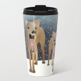 Coyotes Travel Mug