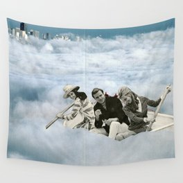 Cloud Ride Wall Tapestry