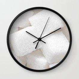 Nata de Coconut Wall Clock