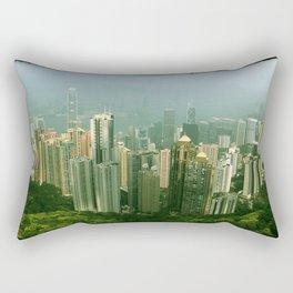 Hong kong Rectangular Pillow