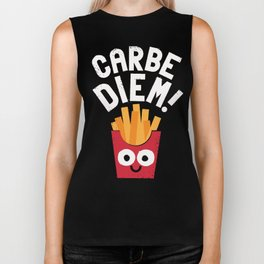 SuperSeize the Day Biker Tank