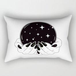 Crystal Ball Rectangular Pillow