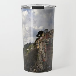 A taste of color and culture in Cinque Terre Travel Mug