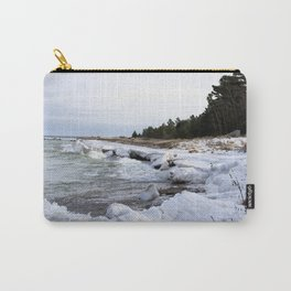 Huron Shores Carry-All Pouch