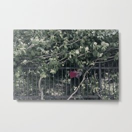 LOVE SHADE Metal Print