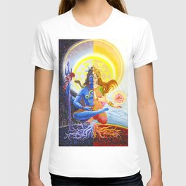Shiva and Shakti T-shirt