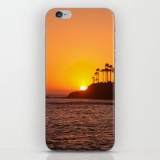 Laguna Beach Sunset iPhone & iPod Skin
