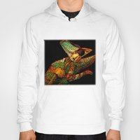 bruce springsteen Hoodies featuring KARMA CHAMELEON by Catspaws