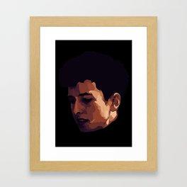 Dylan Framed Art Print
